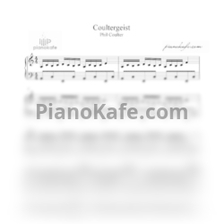 Ноты Phil Coulter - Coultergeist - PianoKafe.com