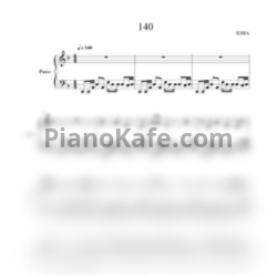 Ноты IOWA - 140 - PianoKafe.com