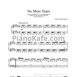 Ноты David Nevue - No More Tears - PianoKafe.com