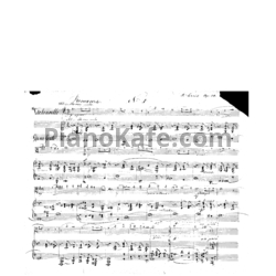 Ноты Ф. Давид - 7 Stücke for Cello (Op. 34) - PianoKafe.com