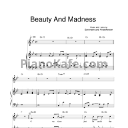 Ноты Fra Lippo Lippi - Beauty and madness - PianoKafe.com